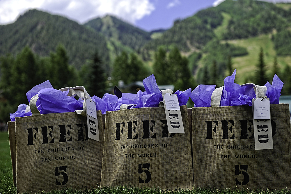 FEED Gift Bags