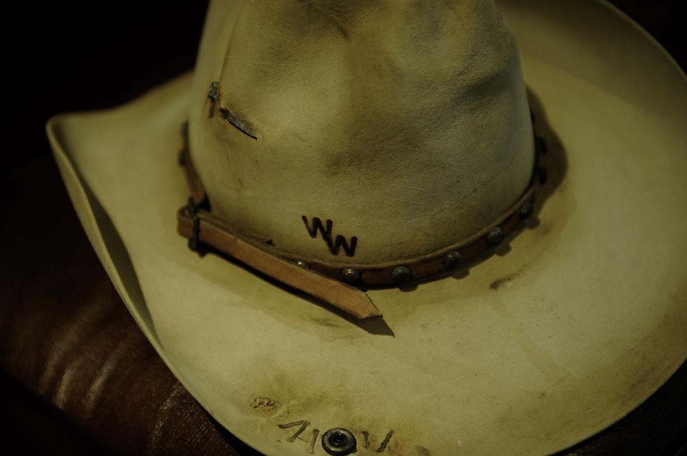 Branded Kemo Sabe Cowboy Hat