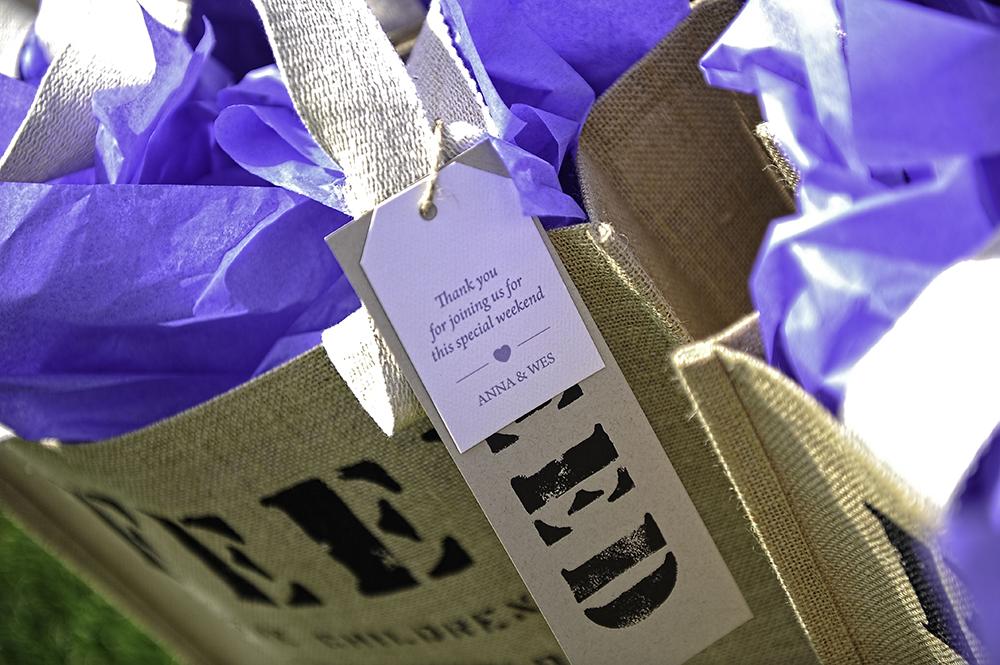 FEED Wedding Gift Bag