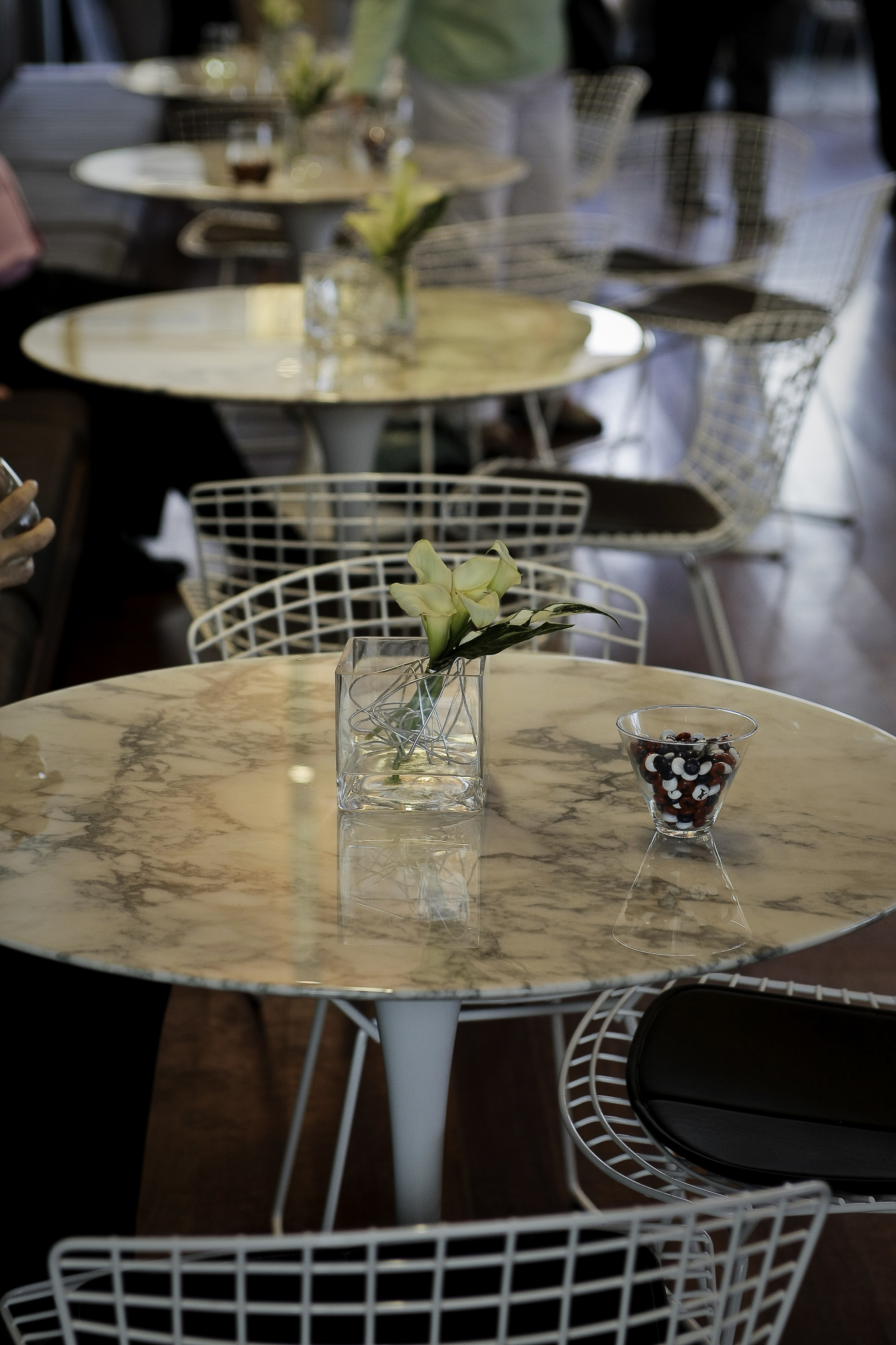 Wire Cocktail Tables