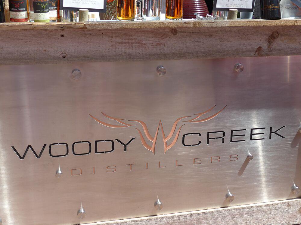 Woody Creek Distillers Bar