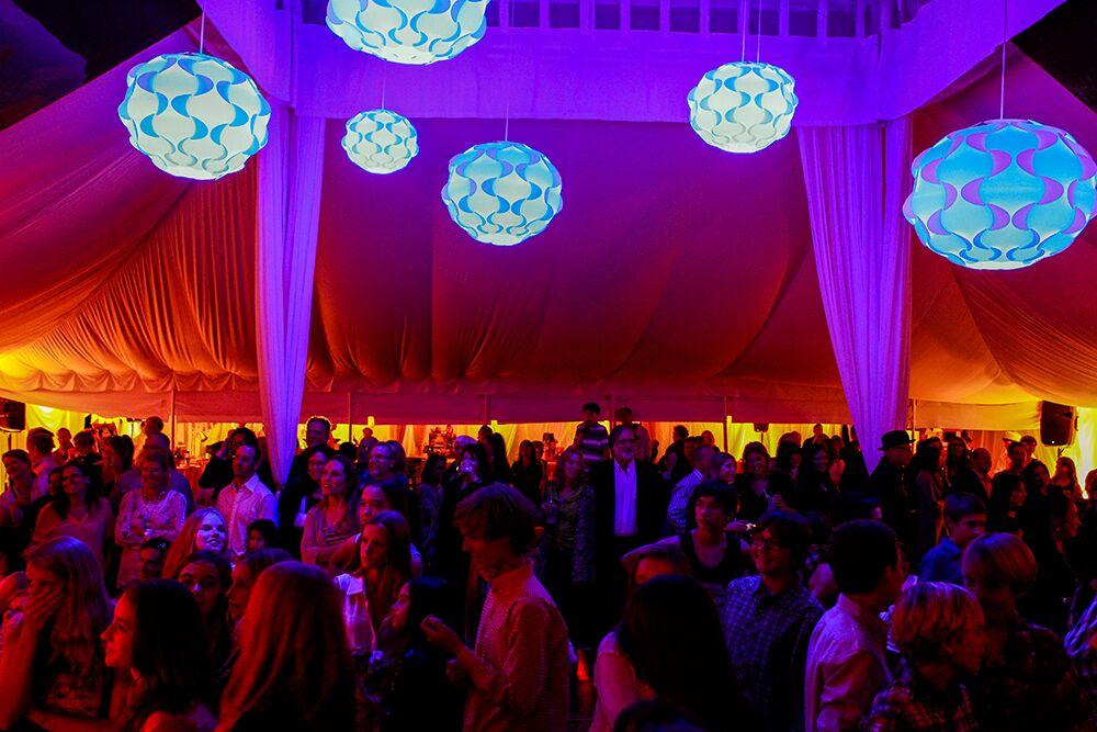 aspen bar mitzvah party