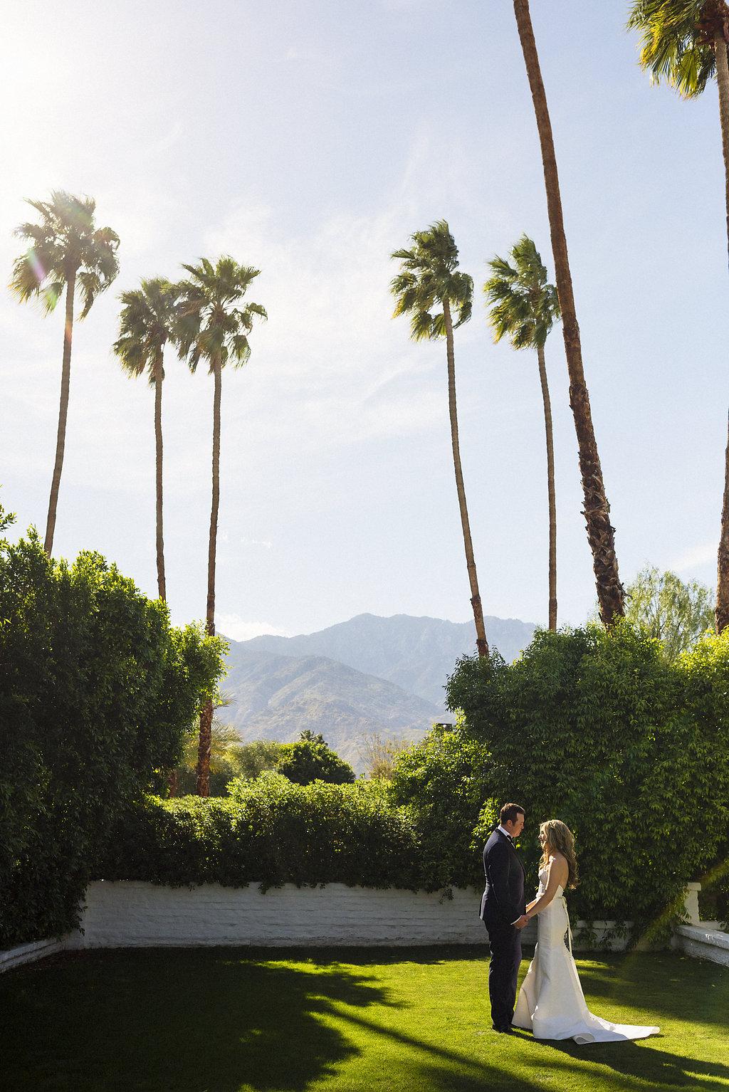 KRISTIN & RYAN Palm Springs, California