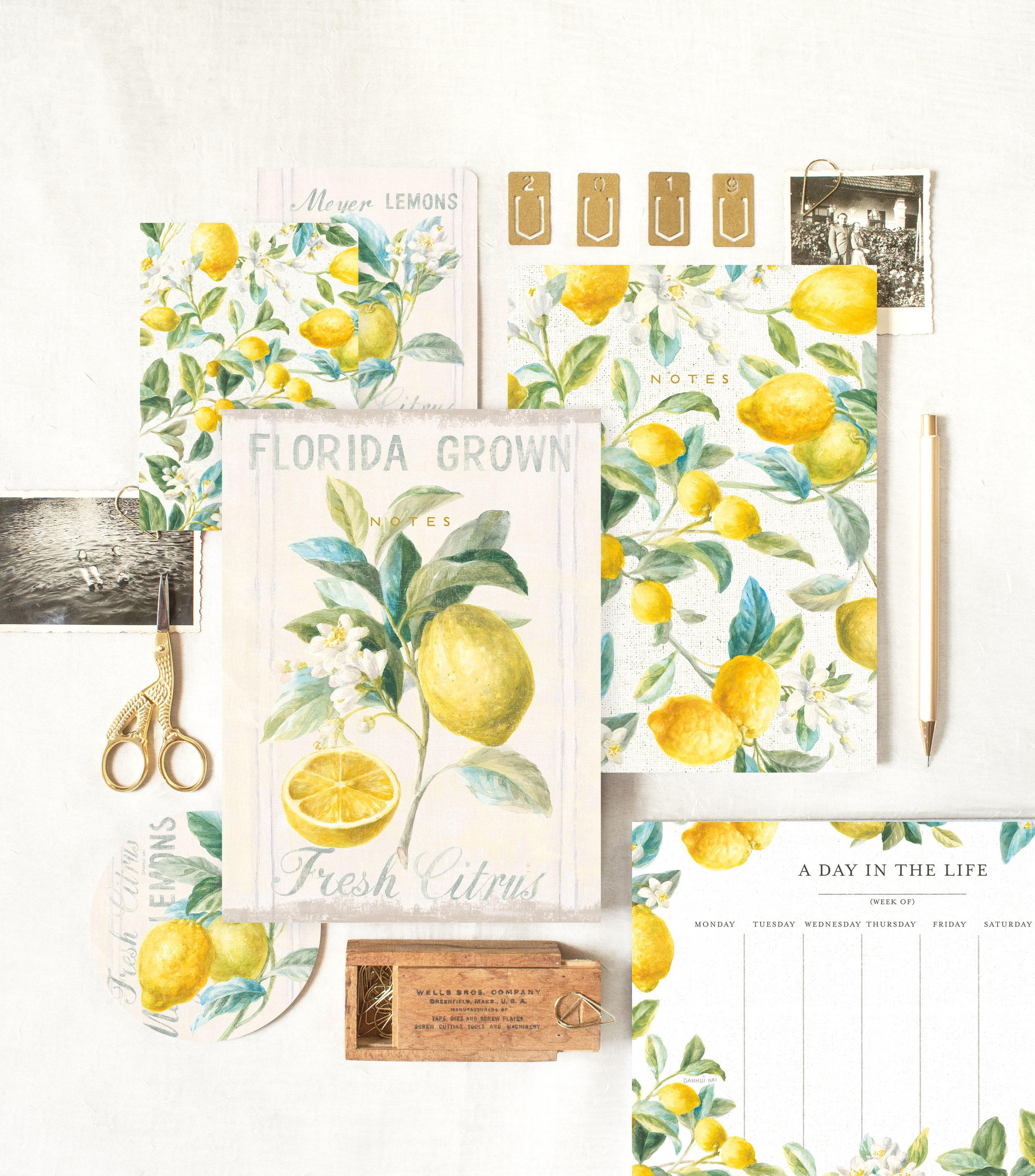 Legacy Farmhouse Fresh Collection — Design  Artwork: Danhui Nai | Photography: Shanleigh Heelan