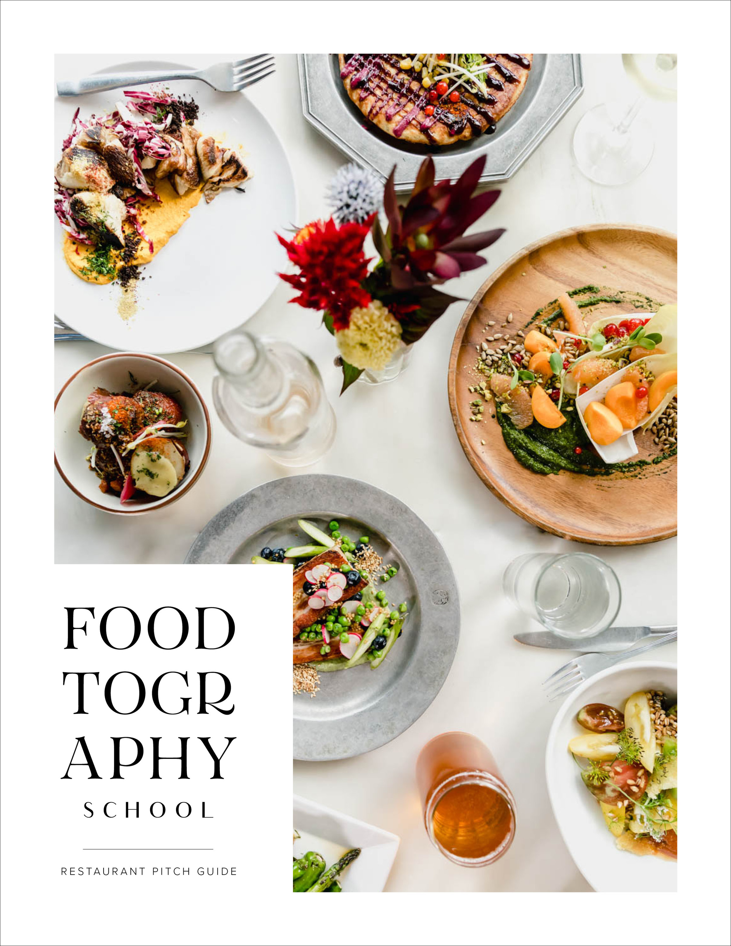 Broma Bakery Foodtography School — Restaurant Pitch Guide — Design  Photography: Broma Bakery, Sarah Fennel
