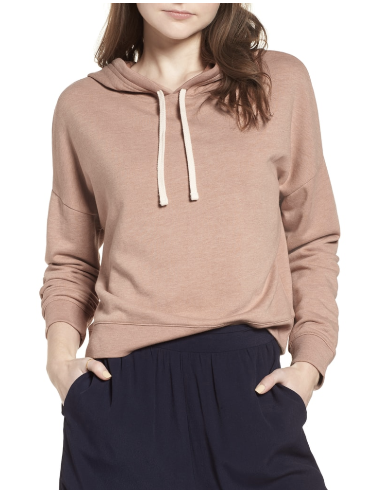 Nordstrom Anniversary madwell casual pullover rose gold.png
