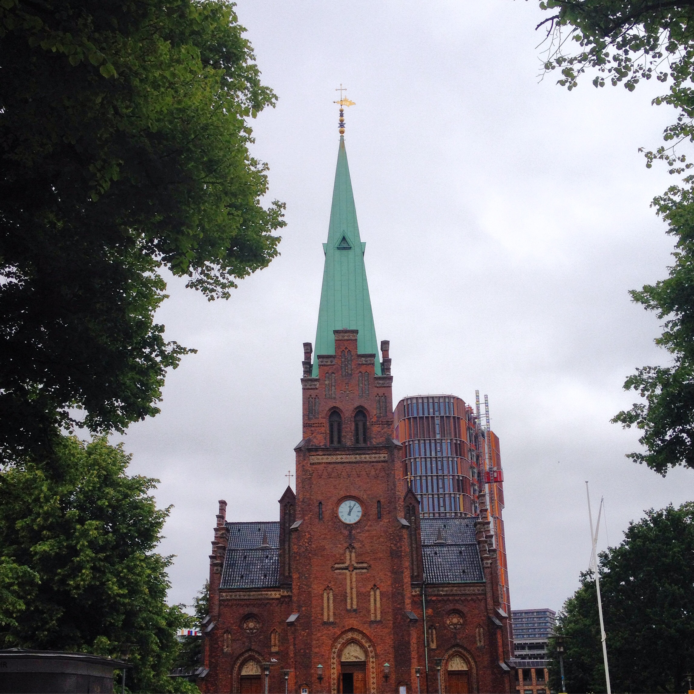 Sankt Johannes Kirke, Copenhagen