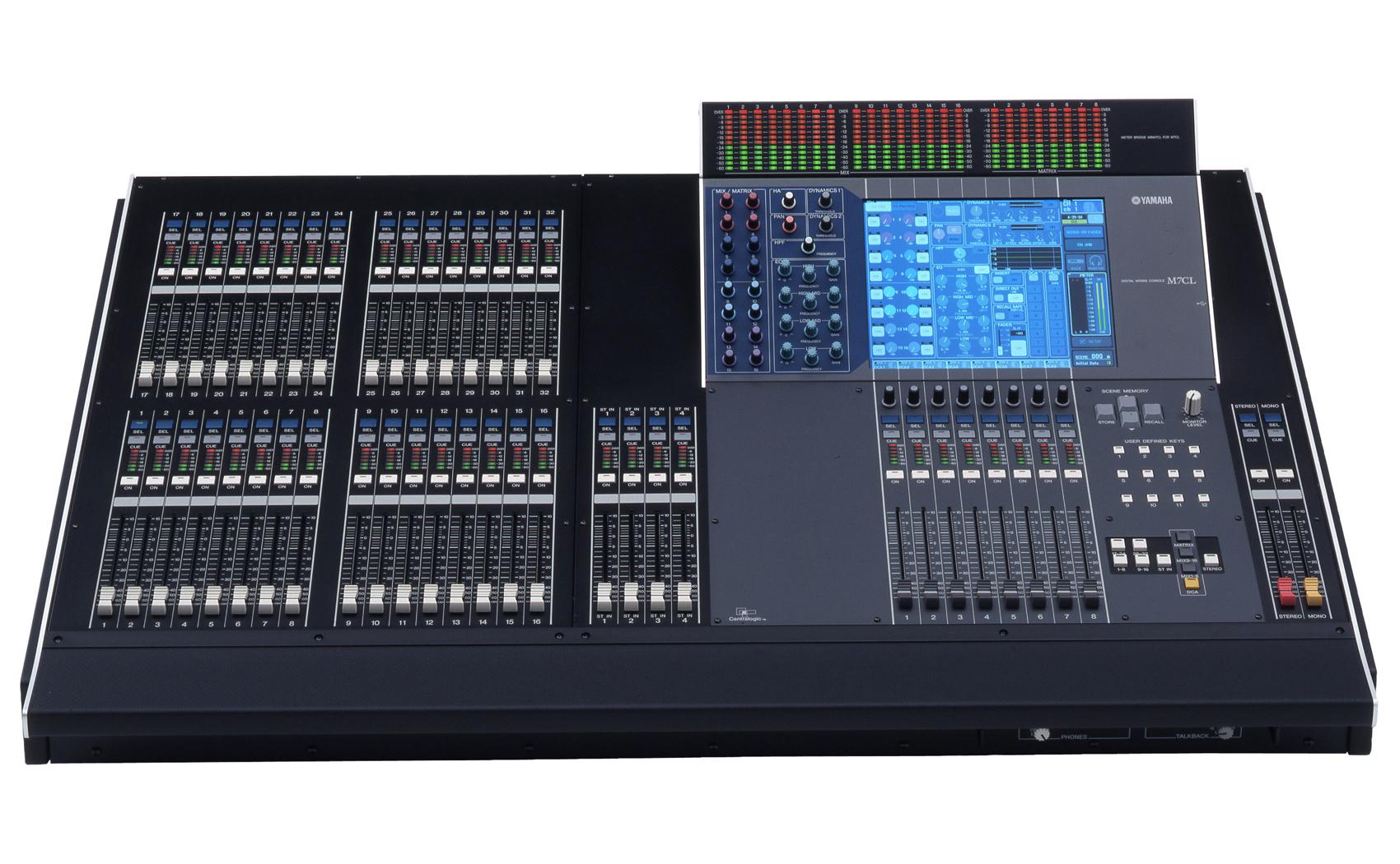 Yamaha M7CL 32/48