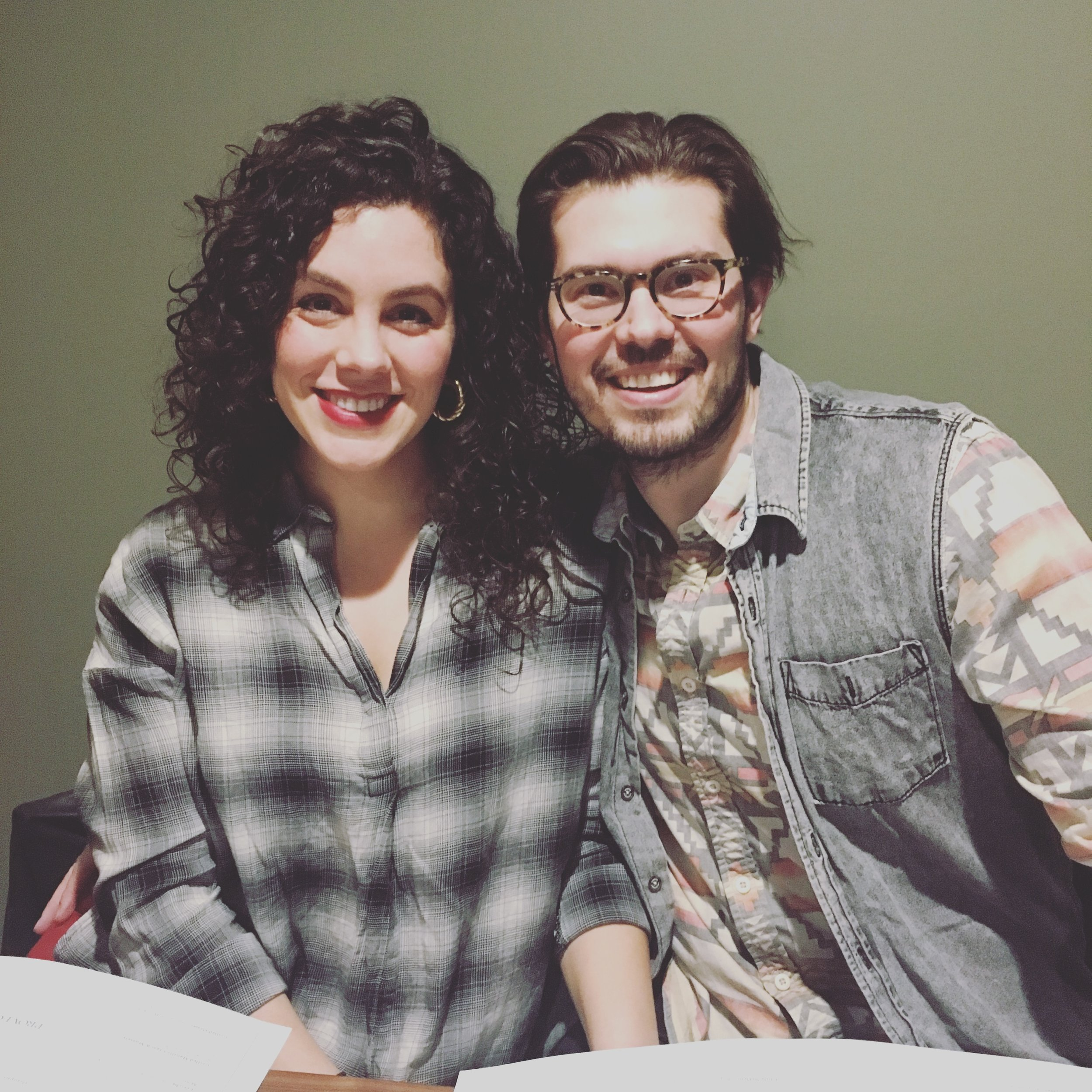 Evvie & Justin - Co-Creators