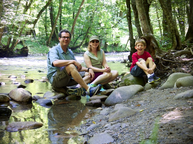 Last family trip to the Great Smoky Mountains
