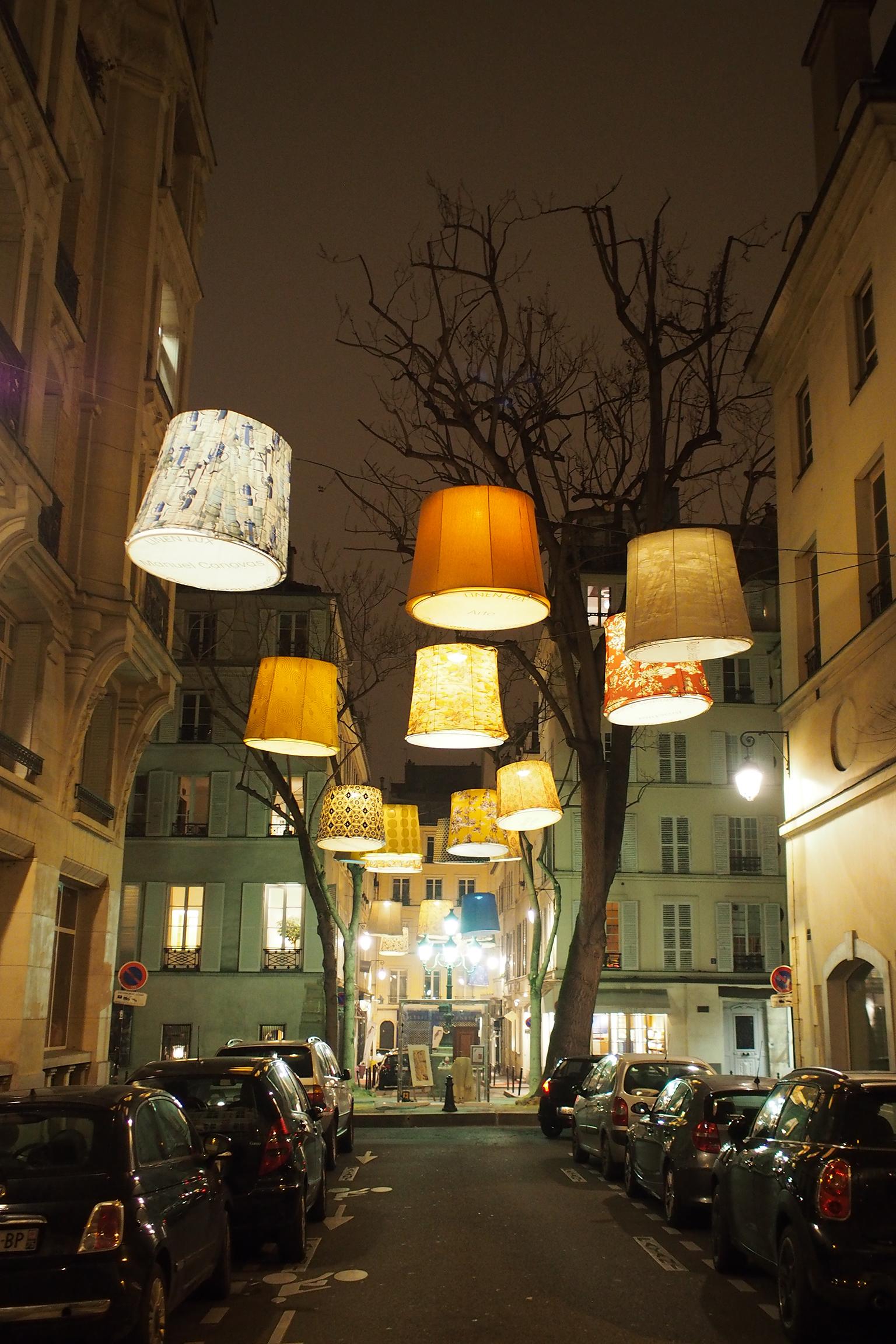 rue de Furstemberg 6ème, Paris