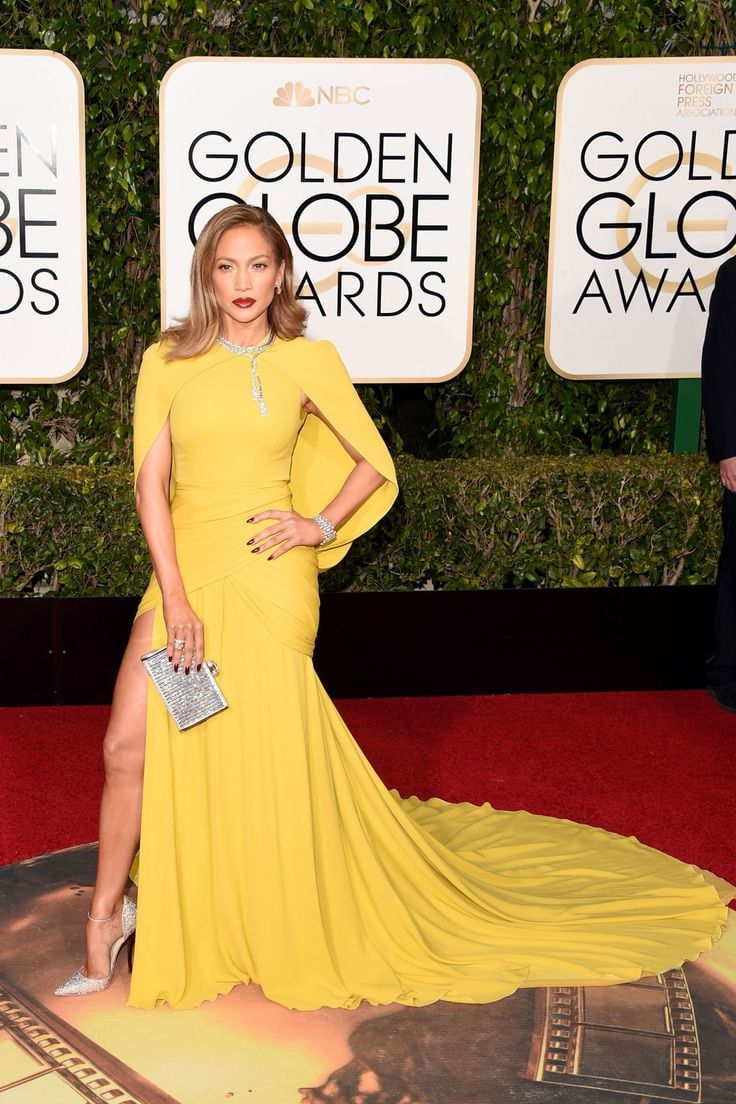 Jennifer Lopez in Giambattista valli Haute Couture 9