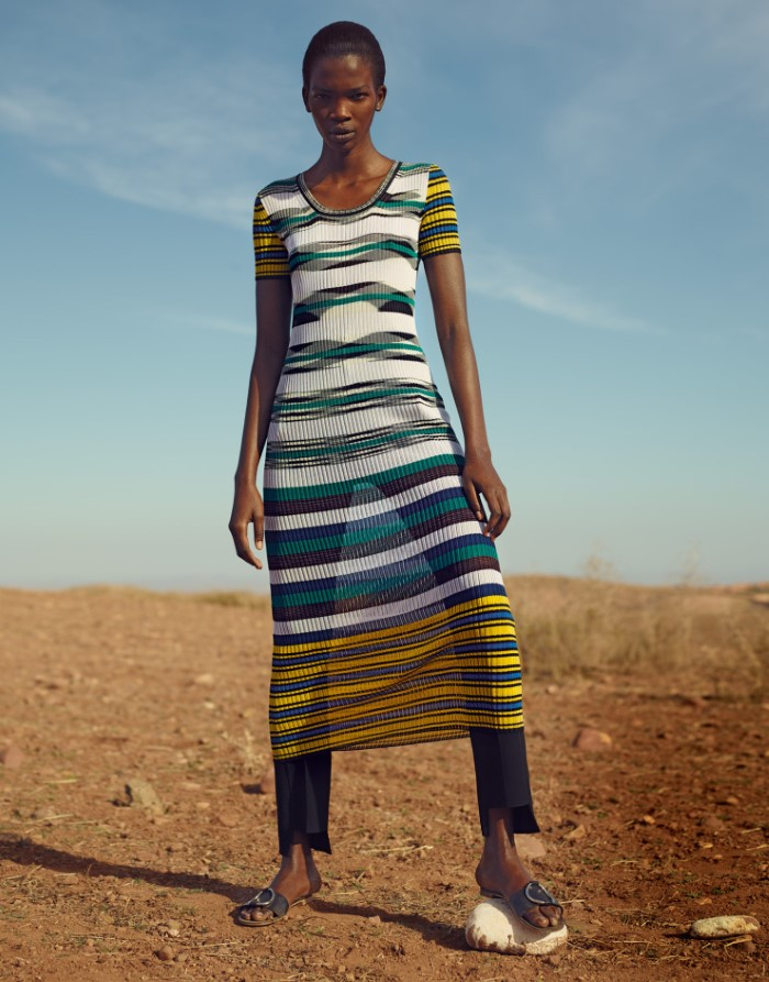 Missoni - Photographed by: Mel Bles for Porter Magazine