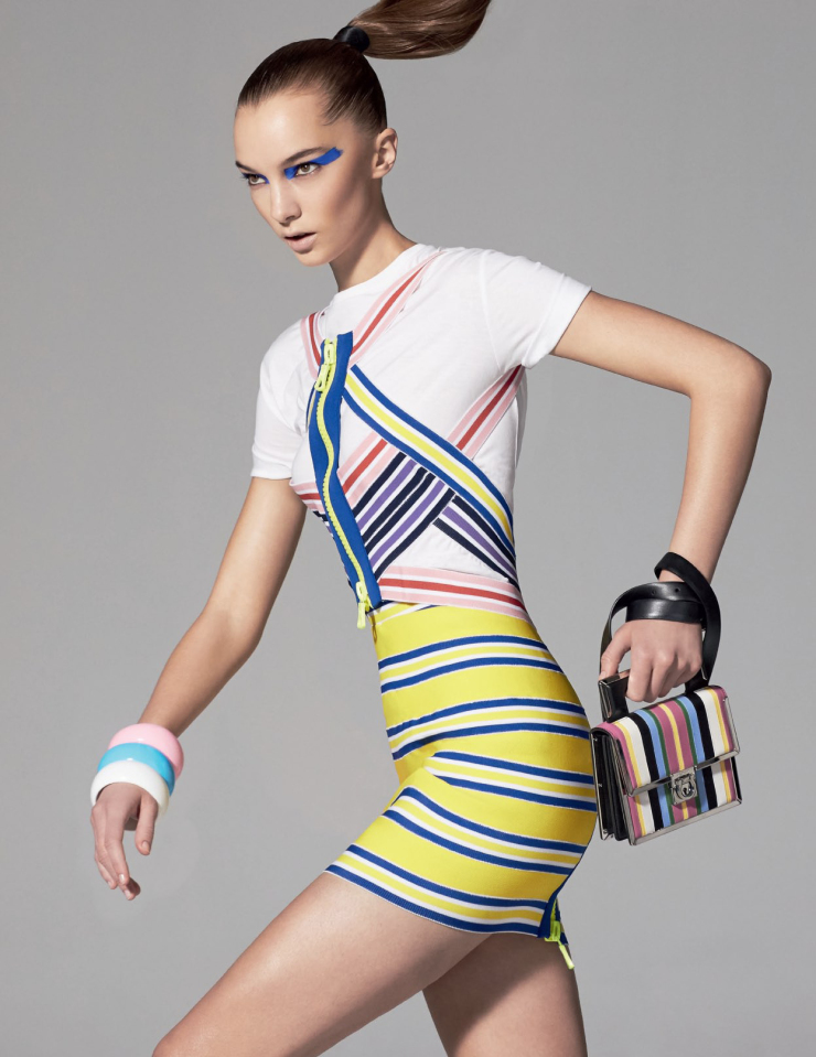 DSquared2 - photographed by: Ishi for Vogue Russia