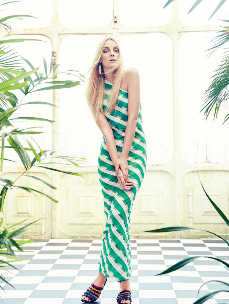 Stella McCartney - photographed by: Max Abadian for Red Magazine