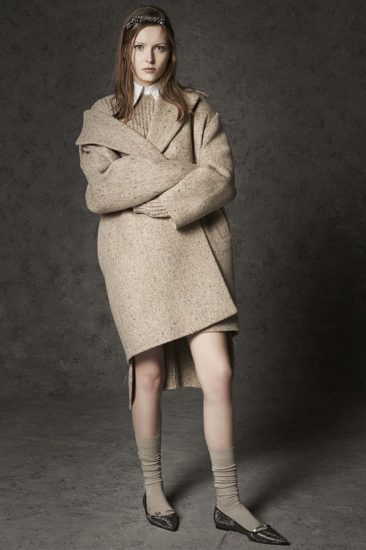 No 21 Pre Fall 16 - coat