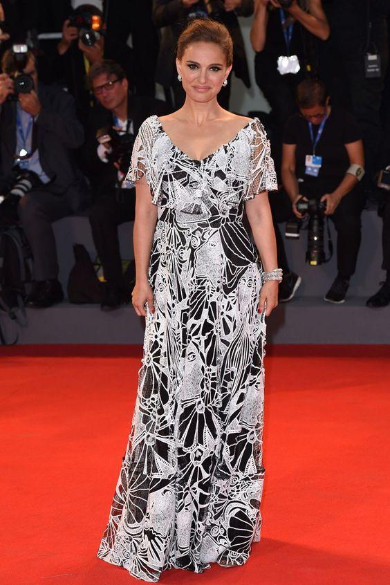 Natalie Portman in Valentino
