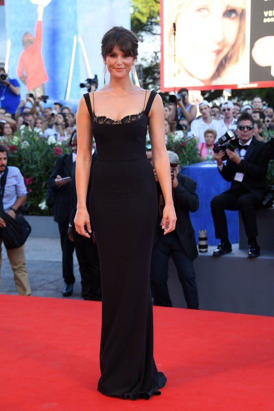 Gemma Arterton in Stella McCartney