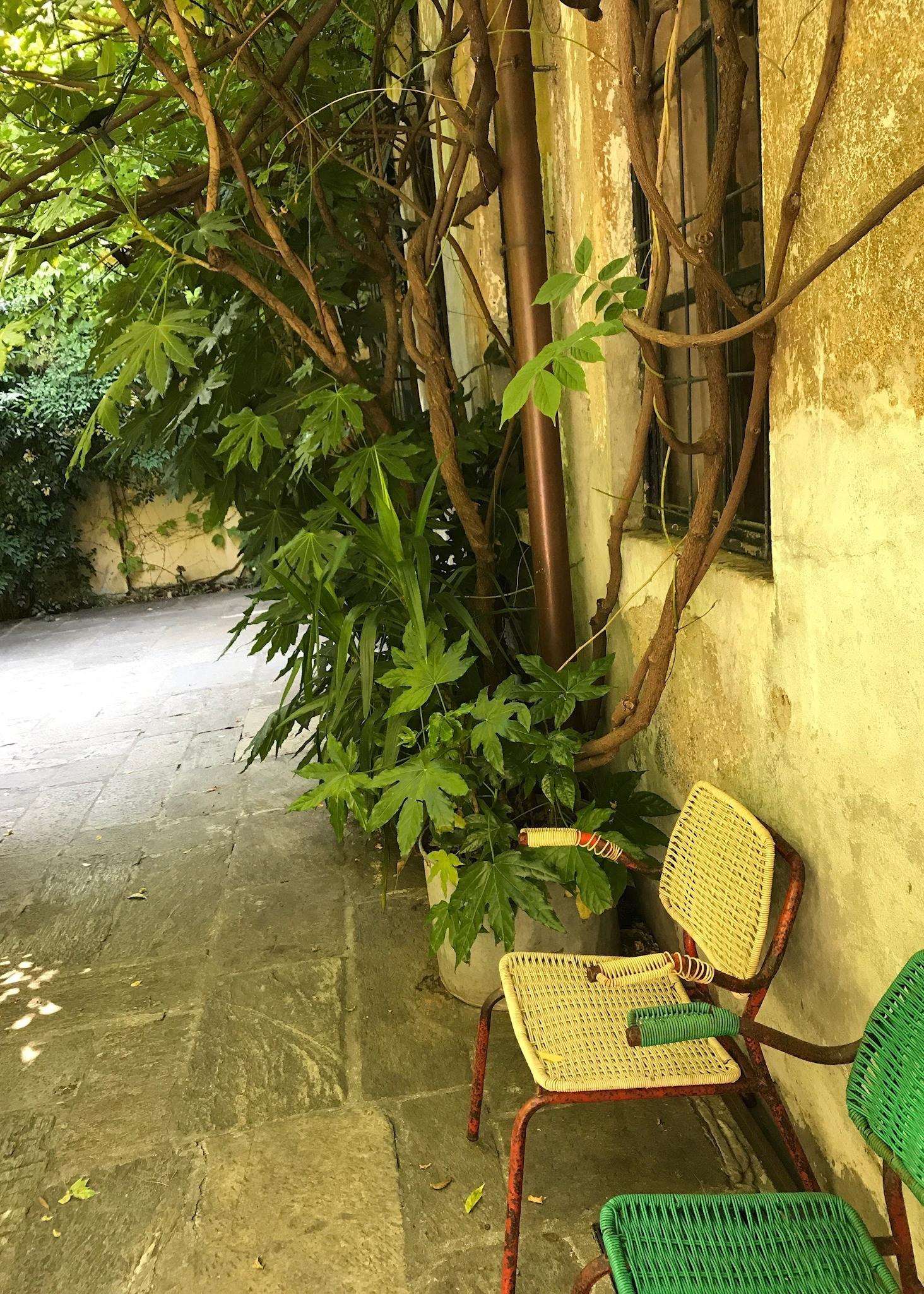Antonio Marras - garden