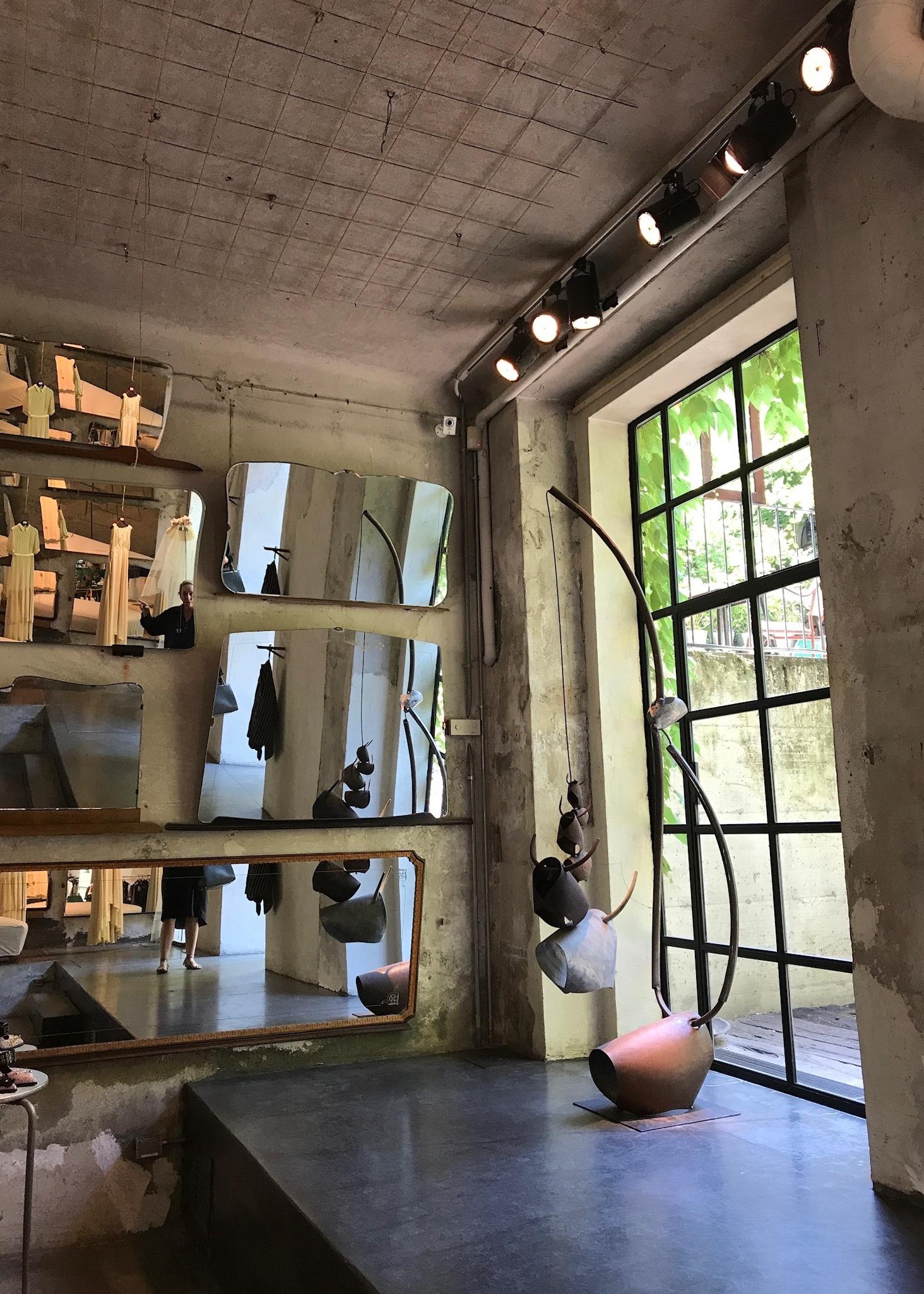 Antonio Marras - showroom