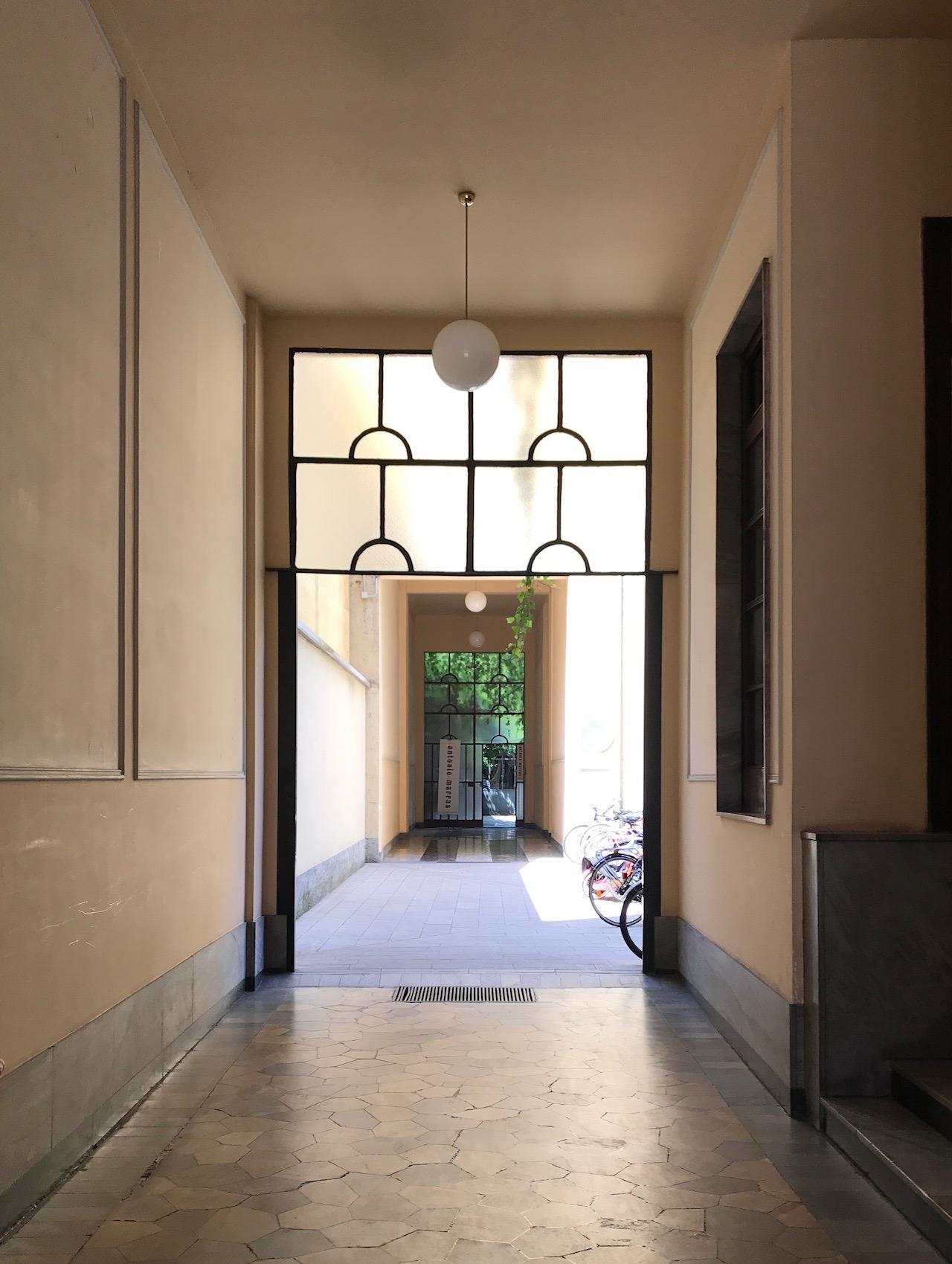 Antonio Marras - showroom entrance