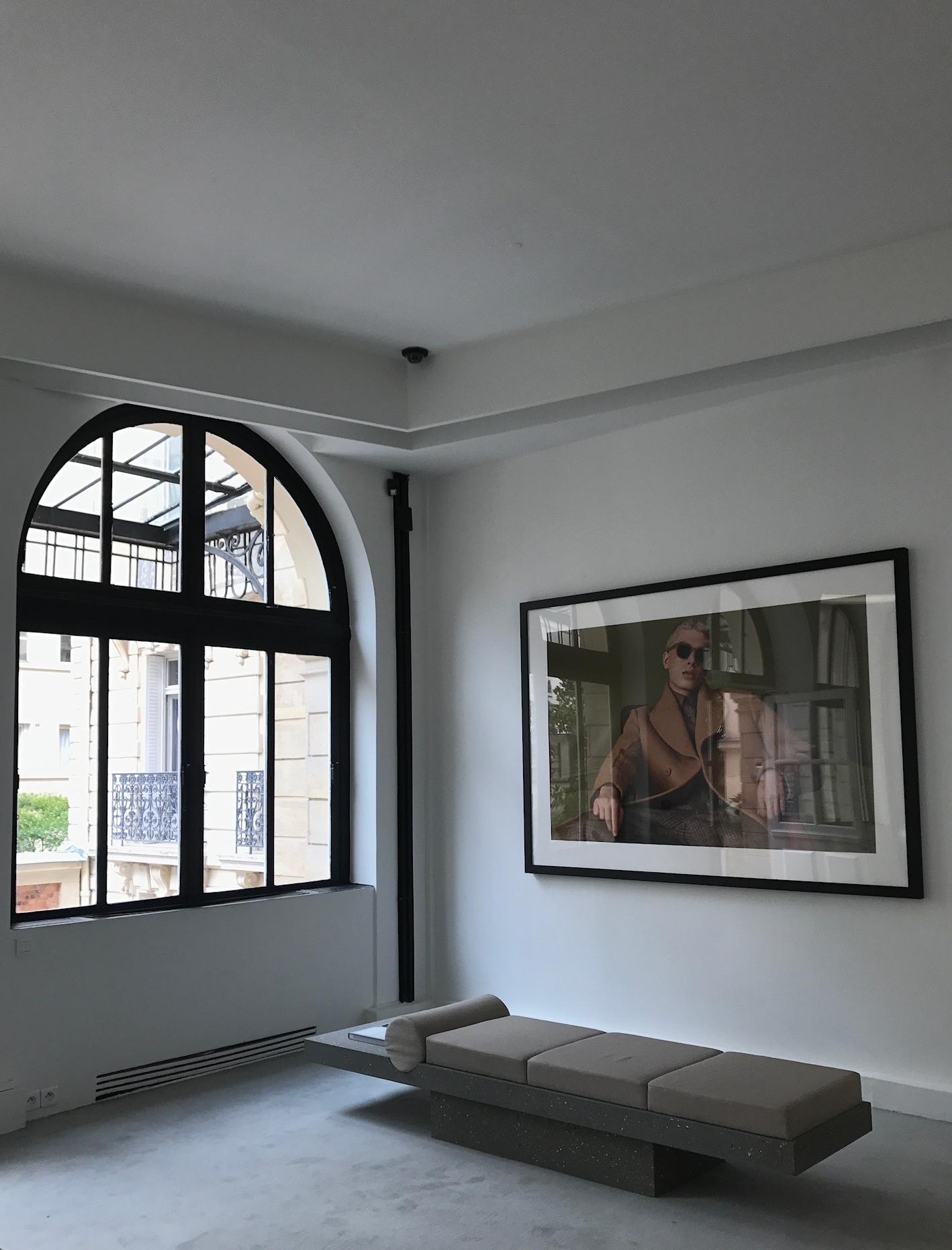 Stella McCartney Mens showroom