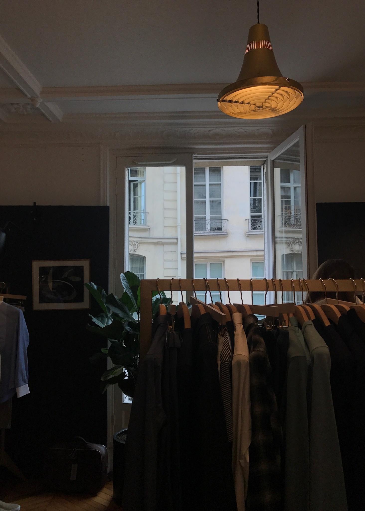 Officine Generale showroom