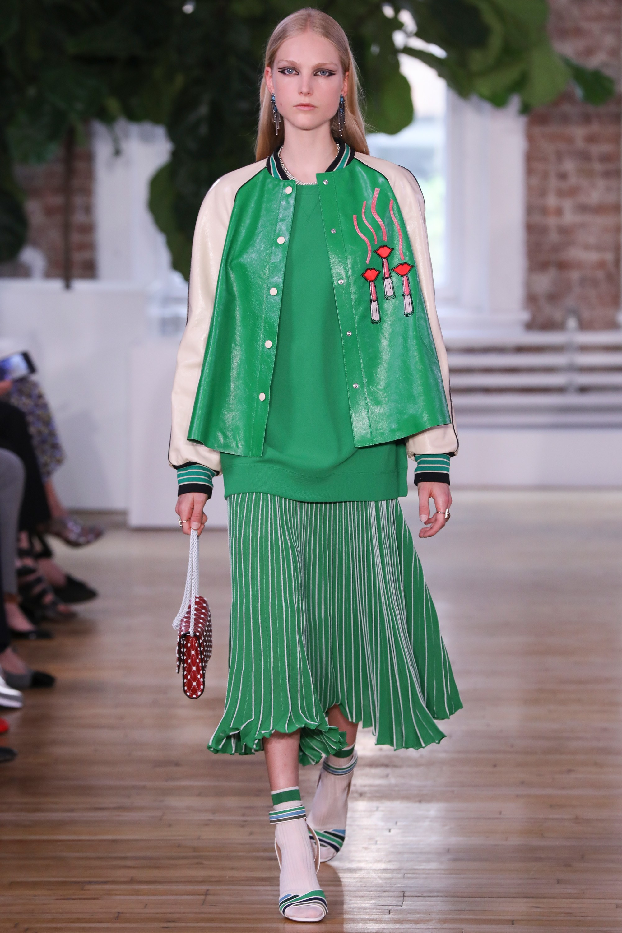 Valentino Resort 2018 - skirt