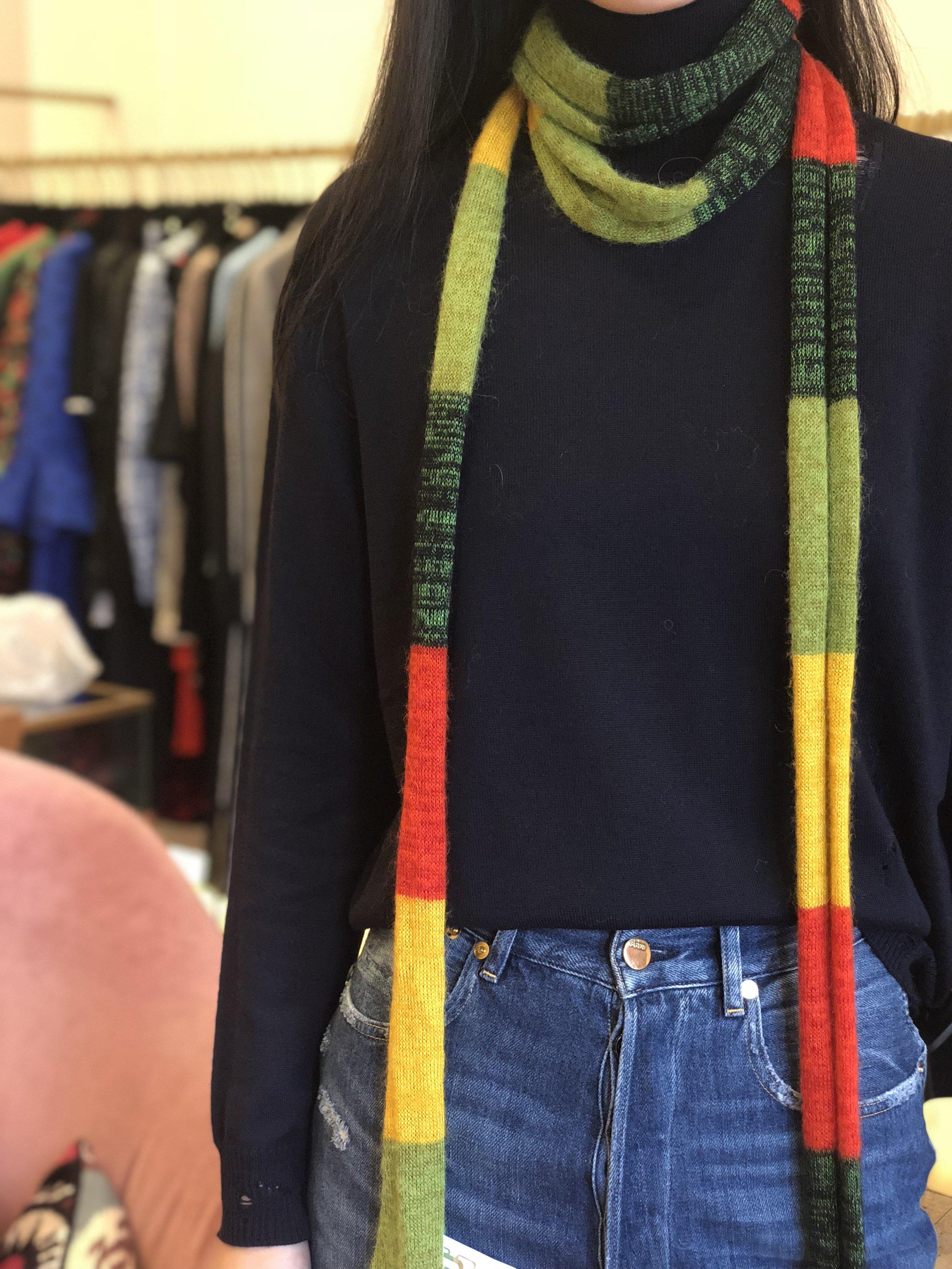Favorite item #1 - Missoni scarf