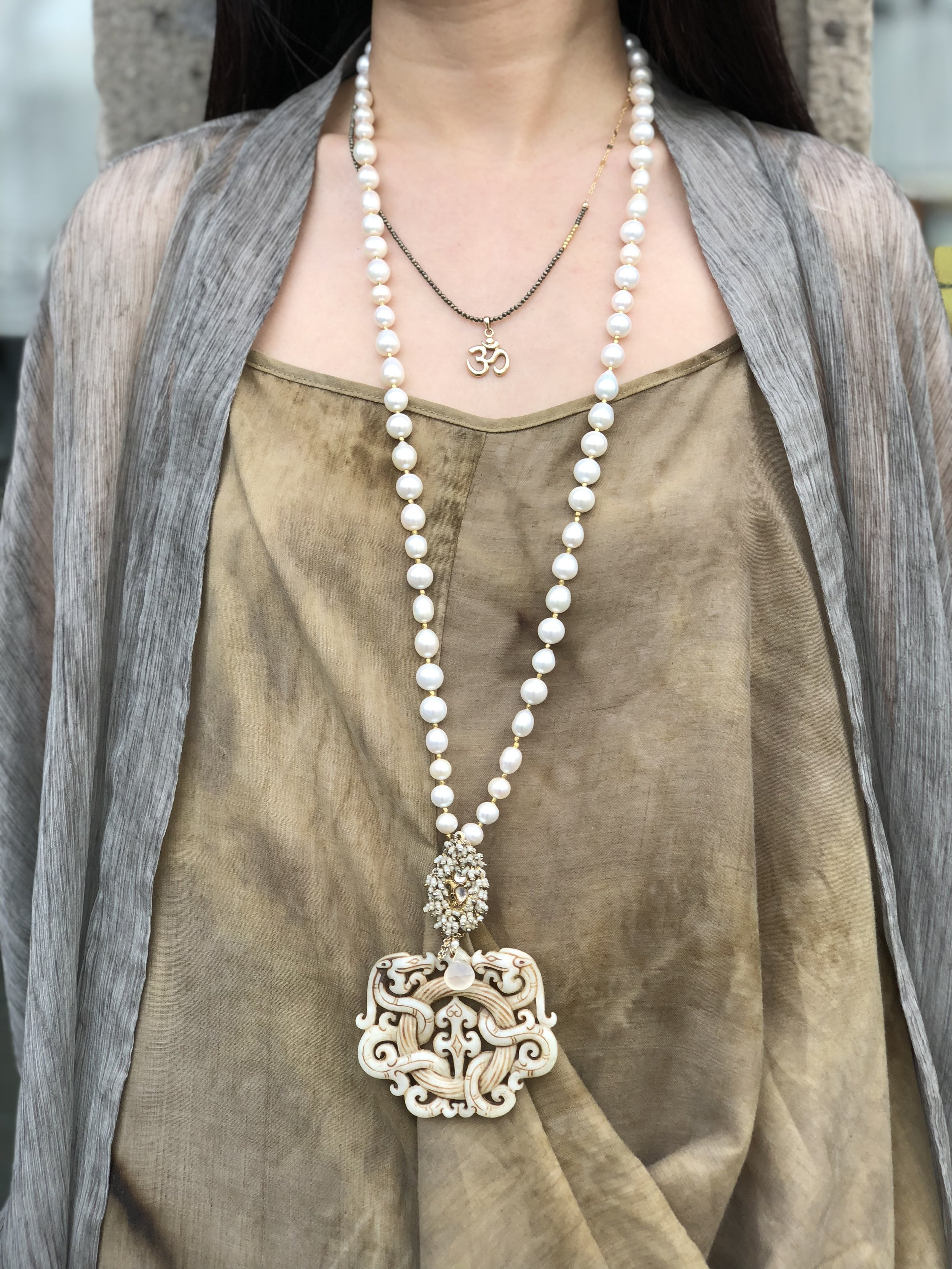 Favorite item #3 - Serious statement necklace - by our very own Swede dream - Liselott