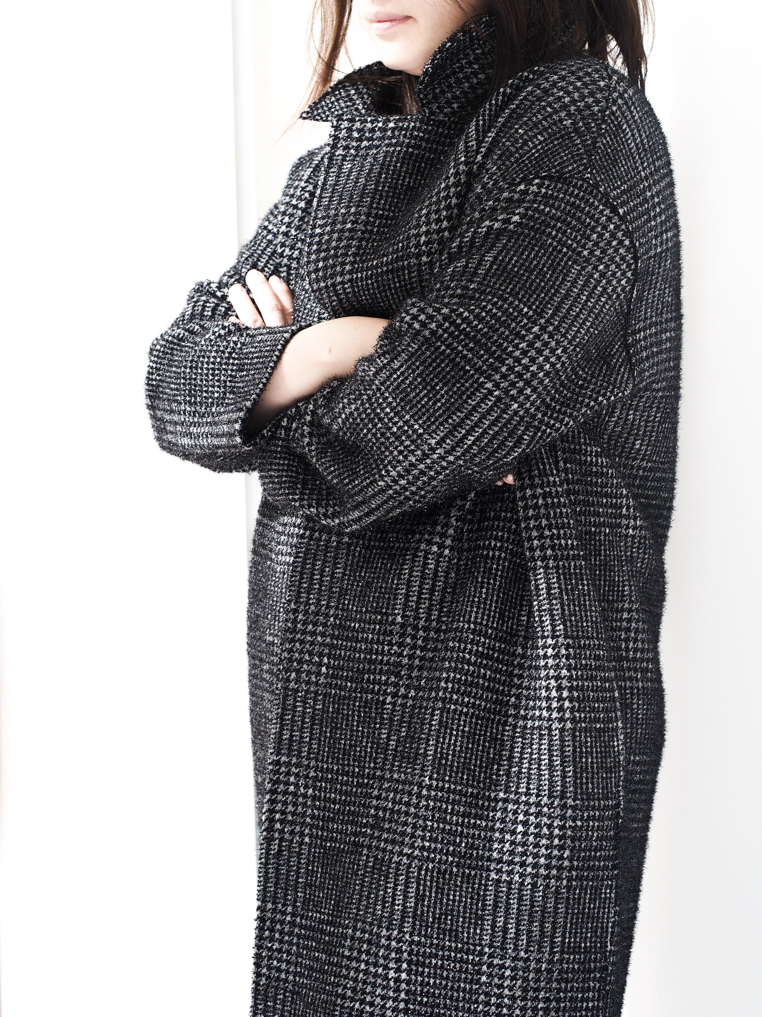 Harris Wharf overcoat.