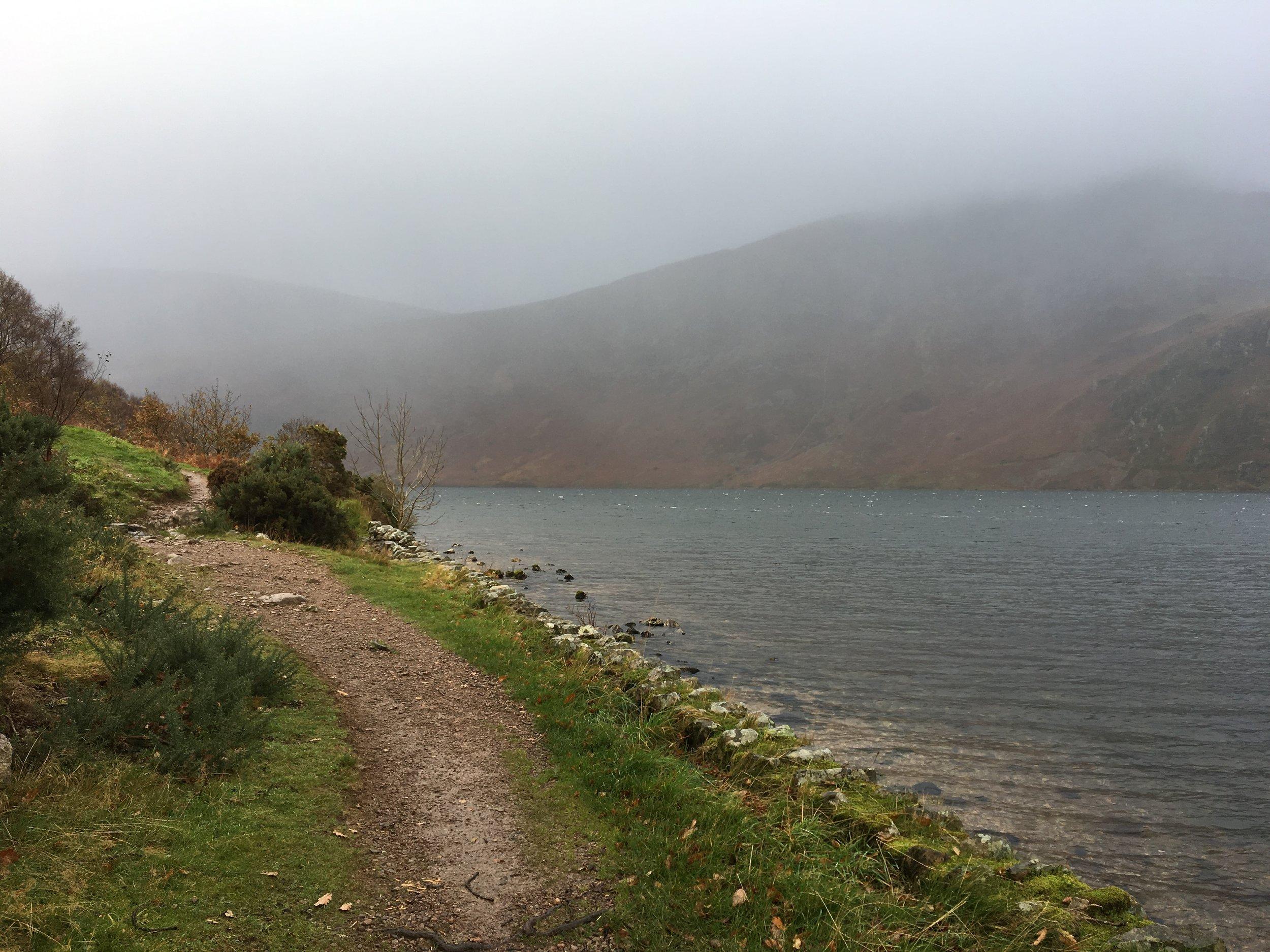 Ennerdale Water, Lake District, England