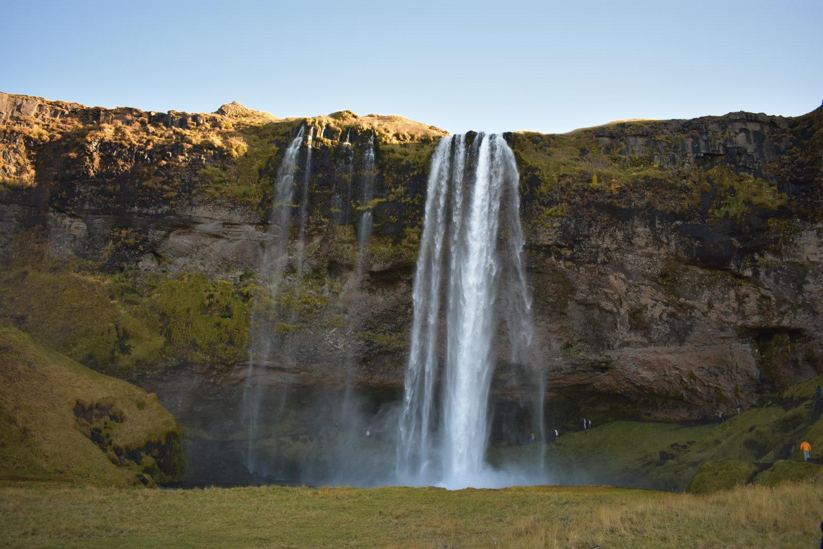 Seljalandsfoss, Þórsmerkurvegur, Iceland