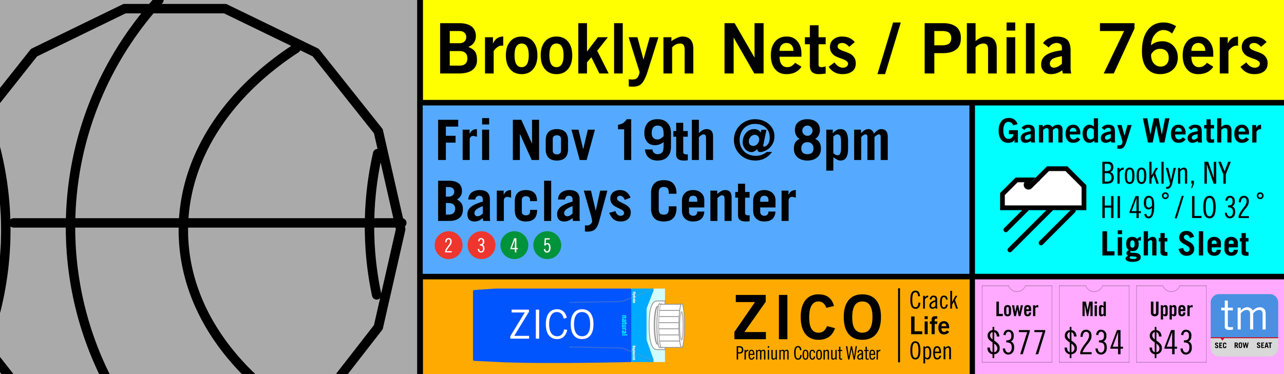 Brooklyn Version, Select image to view larger