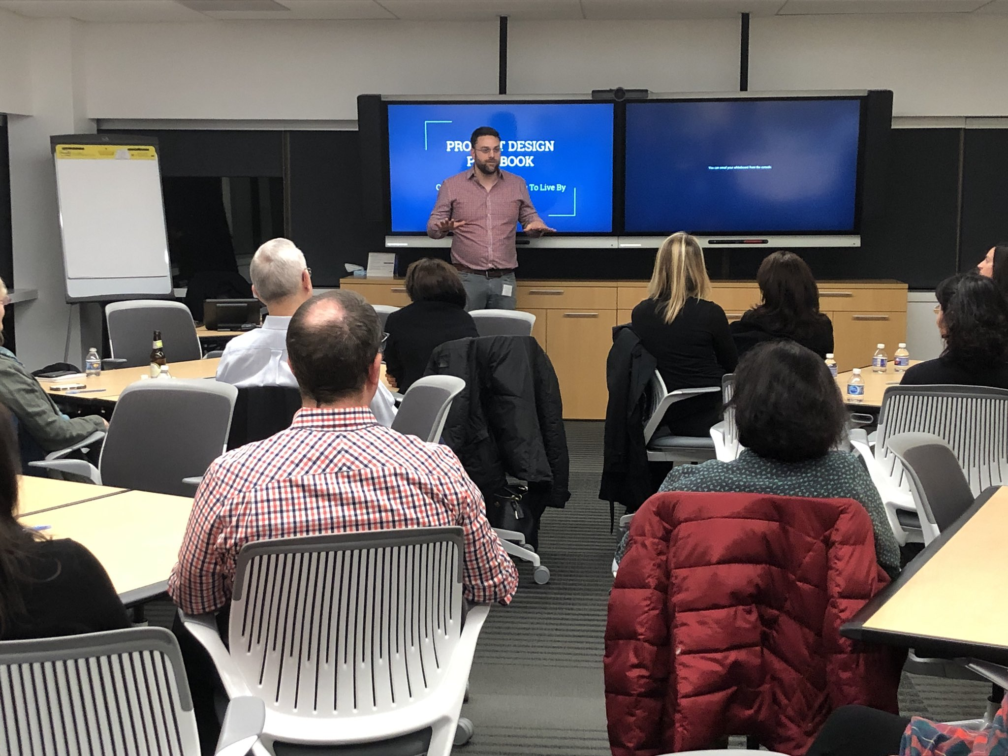 Lean/Agile Practitioners of New Jersey meetup @ Dun & Bradstreet - November 14th, 2017
