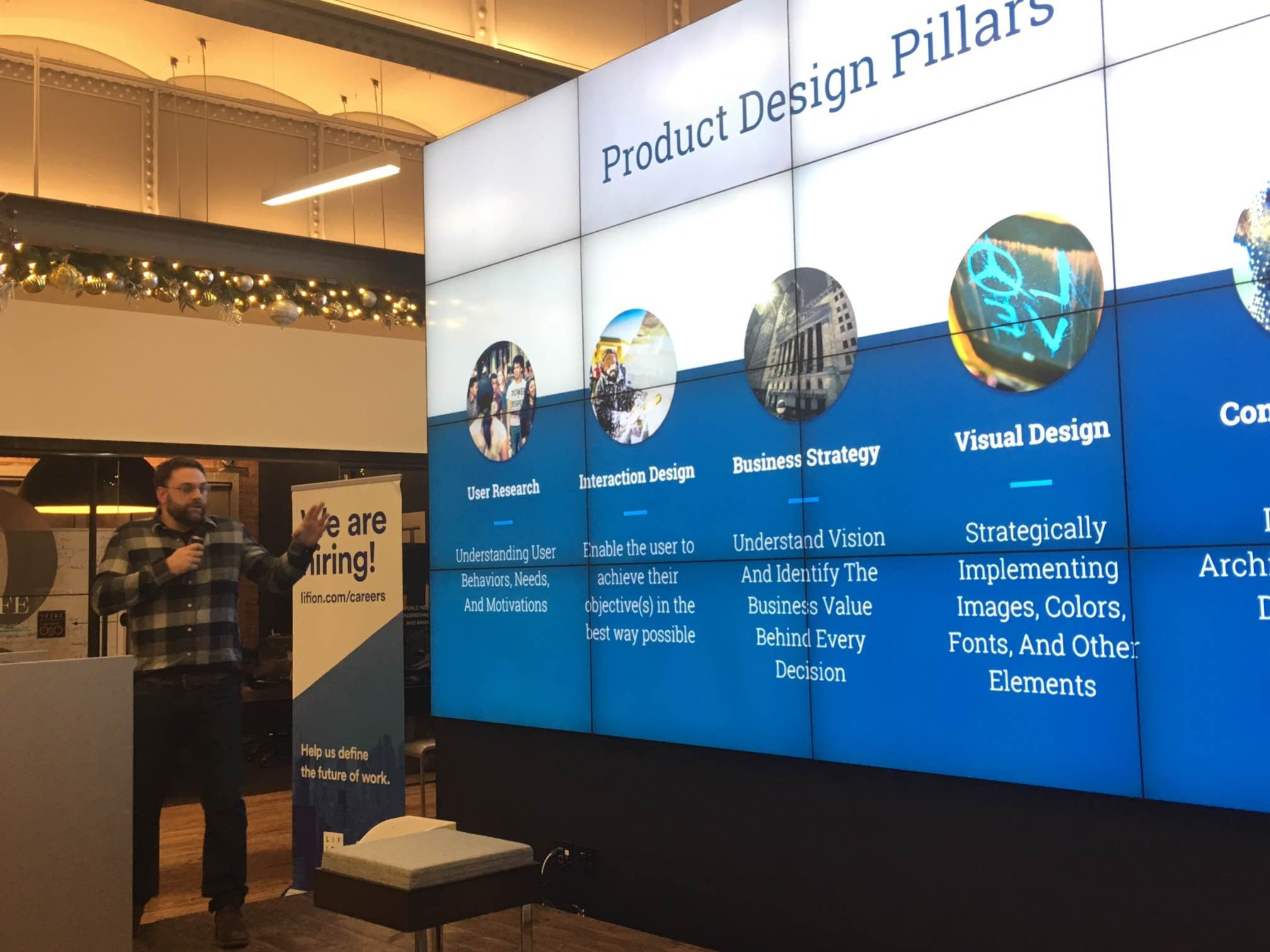 PRODUCT THINKING NYC MEETUP @ LIFION BY ADP - November 29th, 2017