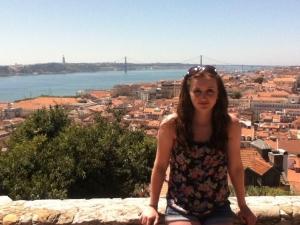 STephanie In Lisbon, Portugal