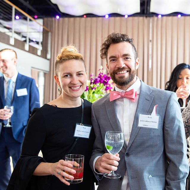Sometimes we class it up! #fbf to last week's @litworld Gala. Connected with and met so many great people including @jacqueline_woodson who is just amazing. Such a great and inspiring event and so grateful to have been there.