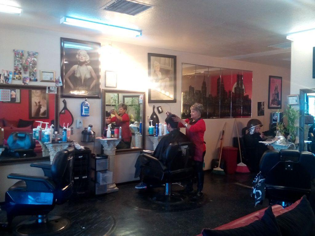 Mayra Hernandez, Mayra's Beauty Salon, Socorro, TX