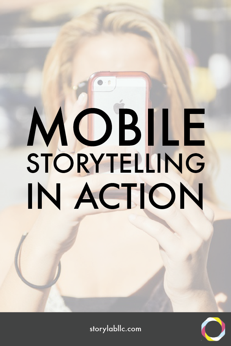 video, smartphone, video smartphone, content marketing, mobile storytelling, videography