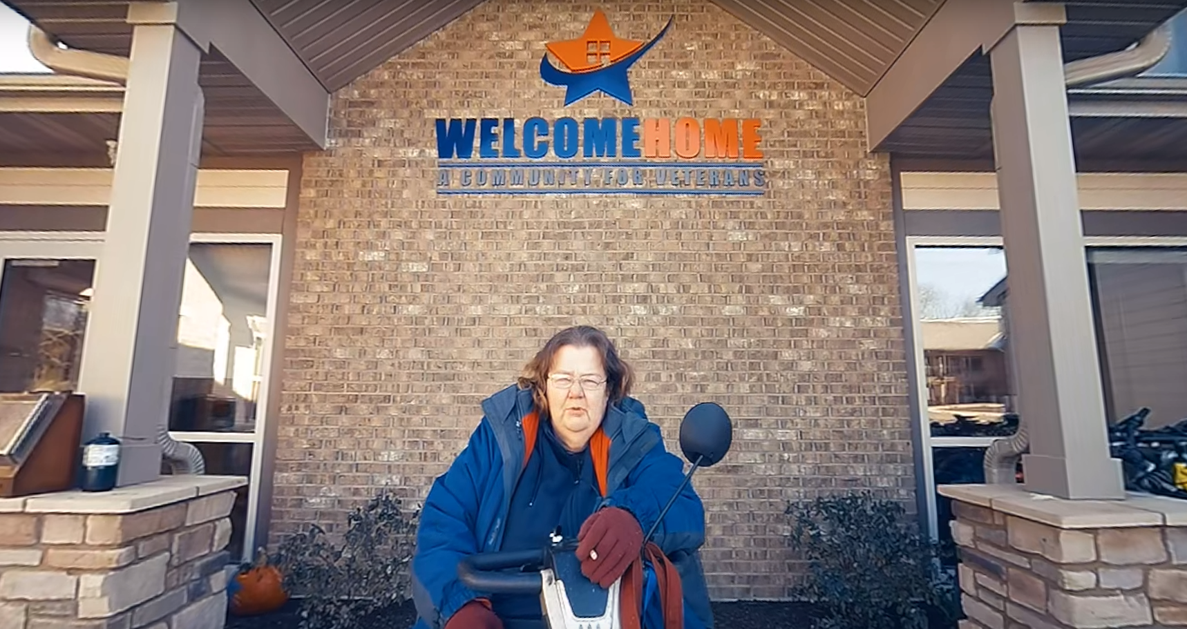 Welcome Home:A Veterans Story - A mid-Missouri nonprofit shelters and supports America's homeless veterans.