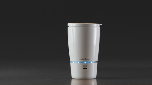 NANO HEATED WIRELESS MUG