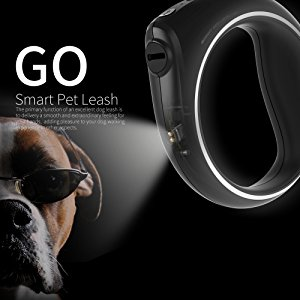PETKIT GO: THE FIRST EVER SMART BLUETOOTH PET LEASH