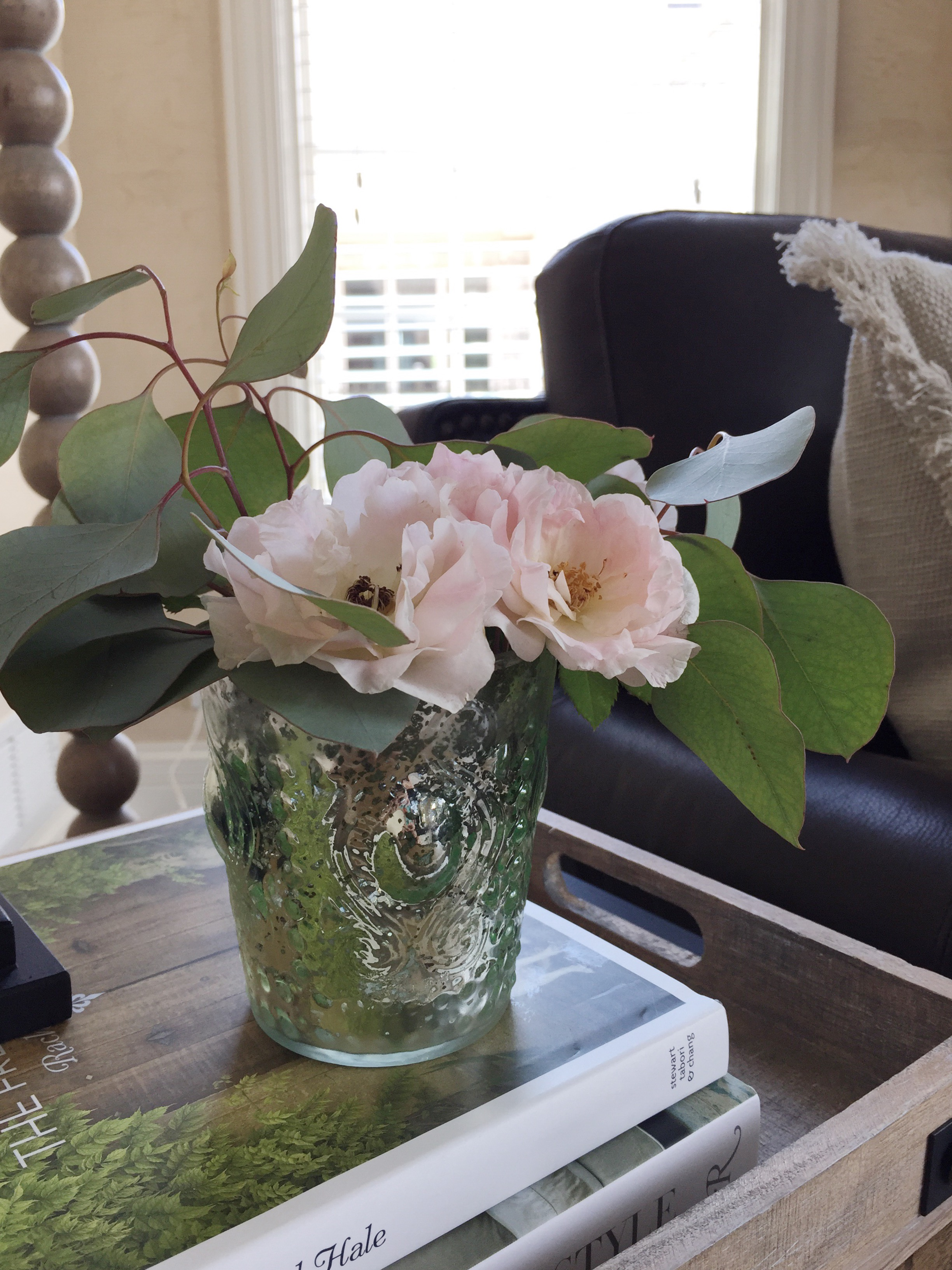 English Garden Roses- Styling by Laura Design Company