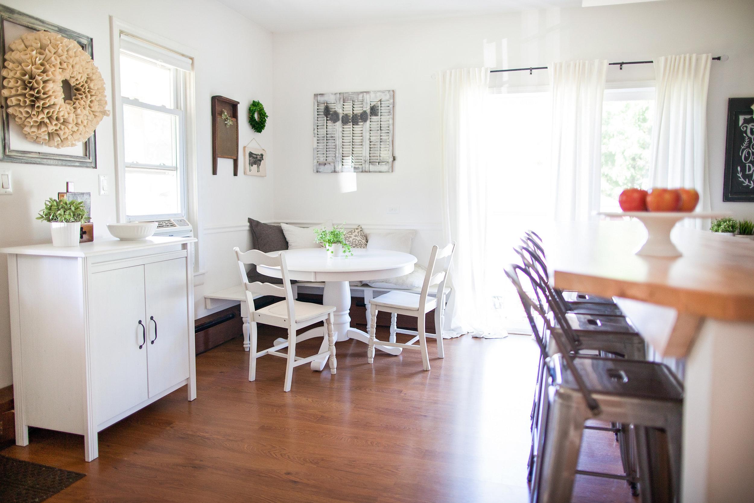 Farmhouse Kitchen Makeover- Laura Design Co.
