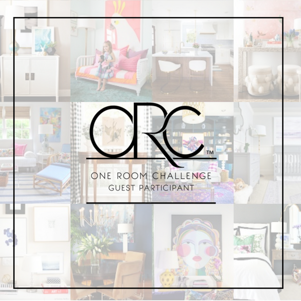 One Room Challenge created by Linda of Calling It Home