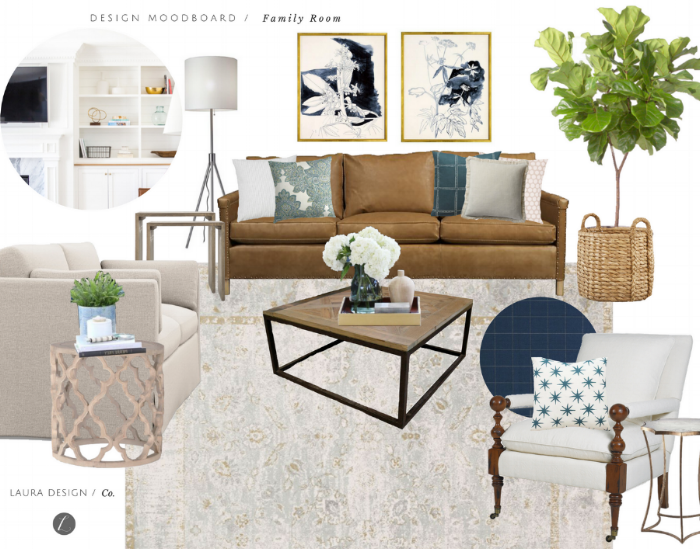 Interior Design by Laura Design Co.