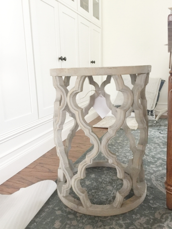 Clover Side Table- Laura Design Co.
