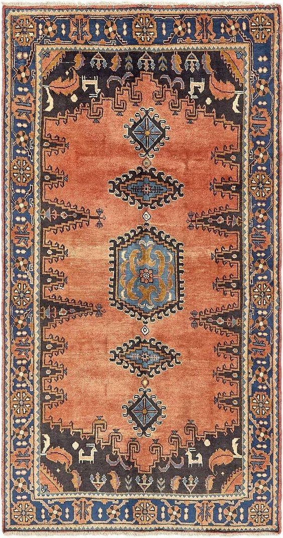Vintage VISS rug, Laura Design Co.