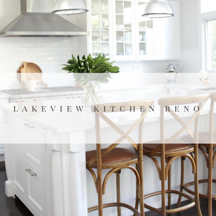 Lakeview Kitchen Renovation